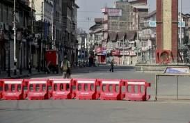 Ribuan Orang Kashmir Serbu Perbatasan Garis Militer India-Pakistan