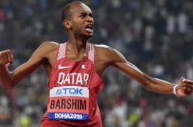 Mutaz Barshim Pertahankan Gelar Juara Dunia Lompat…