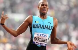 Pelari Bahama Gardiner Persembahkan Juara Dunia untuk Korban Topan