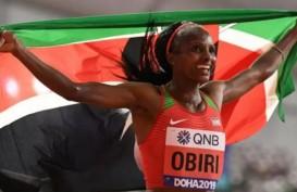Pelari-pelari Kenya Dominasi 5.000 Meter Putri di Kejuaraan Dunia