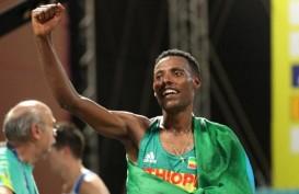 Lelisa Desisa Penguasa Lari Maraton di Kejuaraan Dunia Atletik