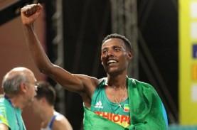 Lelisa Desisa Penguasa Lari Maraton di Kejuaraan Dunia…