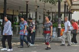 Turis China Habiskan US$127,5 Miliar Selama Semester…