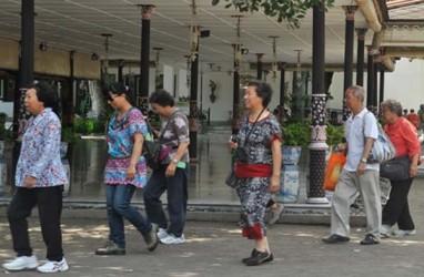 Turis China Habiskan US$127,5 Miliar Selama Semester Pertama 2019