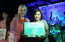 Ariandono dan Paula Juara Festival Karaoke BUMN, Korporasi dan Media 2019