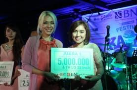 Ariandono dan Paula Juara Festival Karaoke BUMN, Korporasi…
