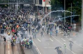 UU Darurat Ditolak, Demo di Hong Kong Kian Marak