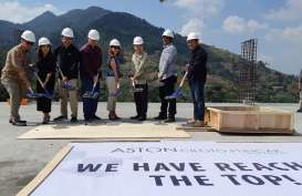 Kembali Bangkitkan Wisata Puncak, Hotel Aston Ciloto Tutup Atap