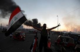 99 Orang Tewas Akibat Demo, PBB Minta Hentikan Kekerasan di Irak