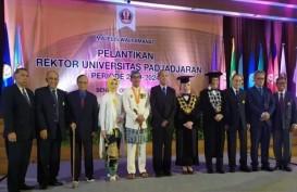 Unpad Resmi Dipimpin Rektor Wanita Pertama
