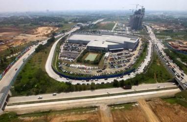 Marketing Sales Lahan Industri Lippo Cikarang (LPCK) Makin Tebal