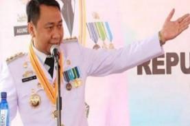 Gubernur Prihatin OTT Bupati Lampung Utara