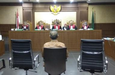Mantan Dirut PLN Sofyan Basir Dituntut 5 Tahun Kurungan