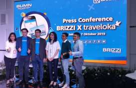 BRI-Traveloka Makin Lengket, Kali Ini Berkongsi Isi Ulang Brizzi