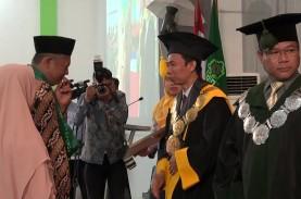 Meninggal Jelang Lulus, Wisuda Mahasiswa IAIN Surakarta…