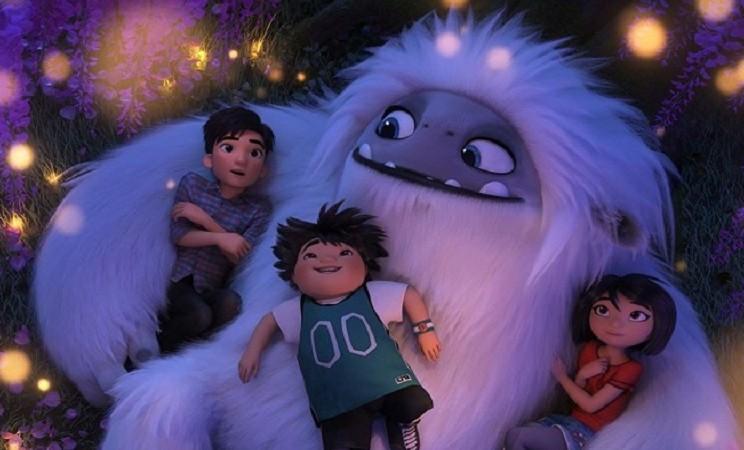 Film animasi petualangan berjudul Abominable - Dok. IMDB.com