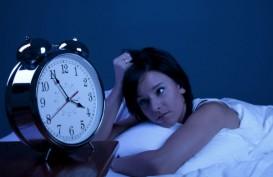 5 Cara Mengatasi Sulit Tidur