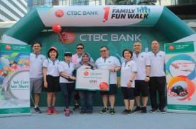 Bank CTBC Dukung Gerakan Sadar Pola Hidup Sehat serta…