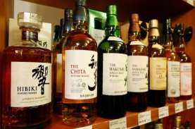 Permintaan Global Meningkat, Penyuling Wiski Jepang…