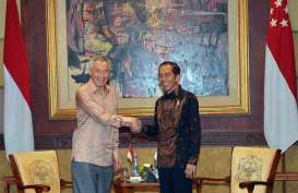 Bertolak ke Singapura, Jokowi Akan Bertemu PM Lee Hsien Loong