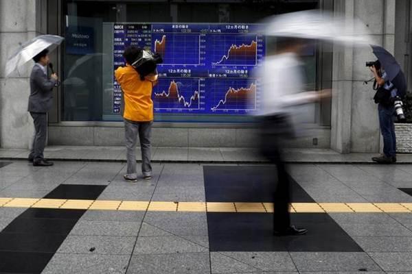Bursa MSCI Asia - Reuters