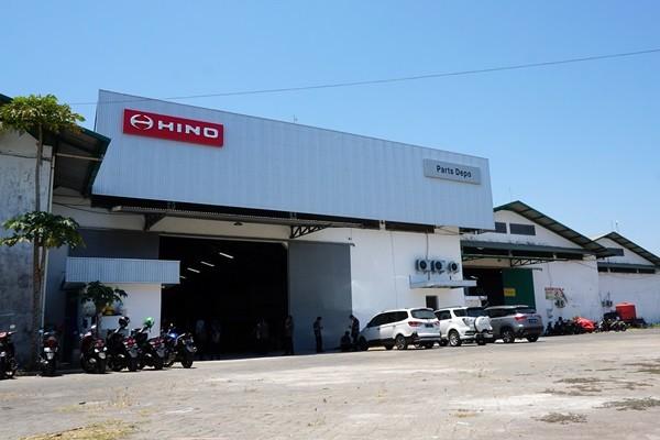 Depo Hino did Makassar - HMSI
