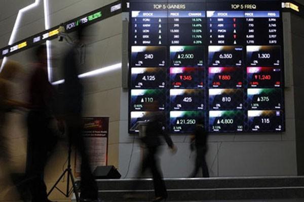 Bursa Efek Indonesia - Reuters/Beawiharta