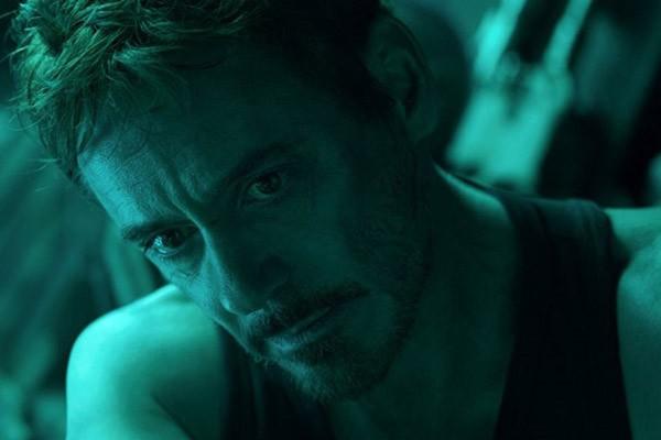 Robert Downey Jr - Marvel