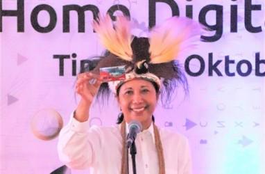 Telkom Digital Learning Hadir di Papua, Bikin Belajar Makin Mudah