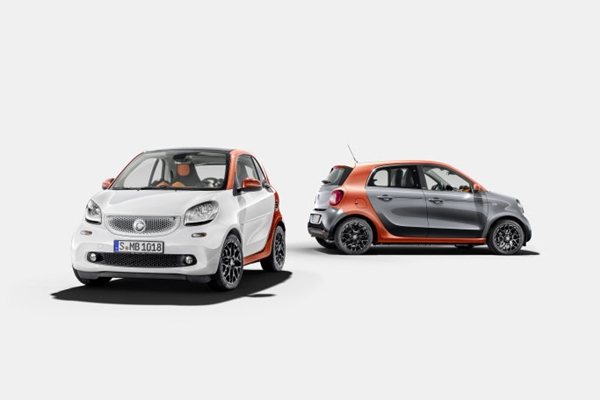 ForTwo & ForFour - Daimler