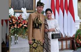 "Tiba di ""The Istana"" Singapura, Presiden Disambut Upacara Resmi"