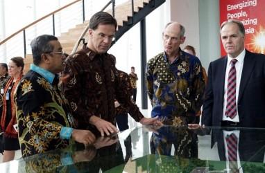 Perdana Menteri Belanda Tinjau Program Vokasi Kemaritiman di PMLI