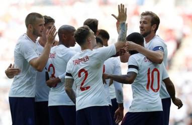 Jadwal Kualifikasi Euro 2020: Inggris ke Cheska & Bulgaria, Prancis vs Turki