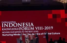Indonesia Knowledge Forum VIII 2019 Dibuka, Ini Agendanya