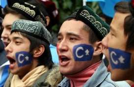 China Kecam Intervensi AS soal Muslim Uighur
