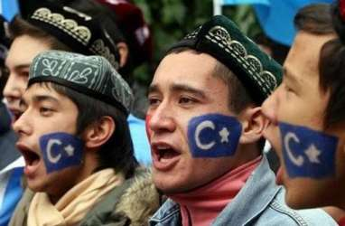 China Kecam Intervensi AS soal Muslim Uighur
