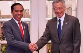 Jokowi Tawarkan Proyek di Makassar dan Labuan Bajo kepada Lee Hsien Loong