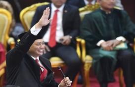 Pimpinan MPR Gelar Rapat Perdana, Bahas Pembagian Tugas