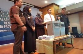 Bank Indonesia Sumsel Musnahkan 6.900 Lembar Uang Rupiah Palsu
