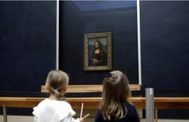 Lukisan Mona Lisa di Paris Dilindungi Kaca Pelindung Berteknologi Baru
