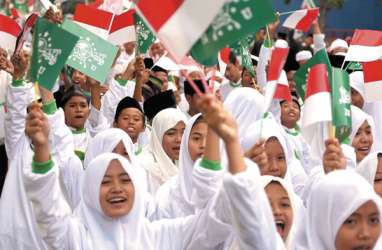 Simac dan Telkomsel Dorong Santri Manfaatkan Teknologi Digital dalam Berbisnis