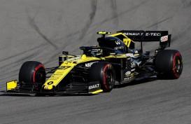 Renault Perkenalkan Desain Sayap Baru di GP Jepang