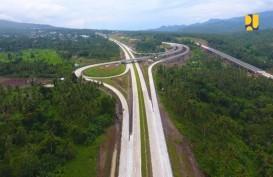 PROYEK JALAN BEBAS HAMBATAN : Pengerjaan Tol Manado-Bitung Dipacu
