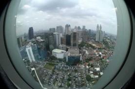 RUANG KANTOR JAKARTA : Pasokan Berkurang, Okupansi…