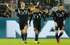 Tanpa Messi & Aguero, Argentina Imbangi Jerman Skor 2 - 2