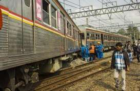 Kapasitas Jalan di Manggarai Belum Memungkinkan Pemindahan Stasiun KA