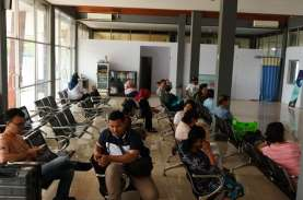ERUPSI GUNUNG DUKONO, Bandara Pitu Morotai Ditutup…