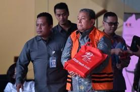 Bedjo Sujanto Disidik KPK untuk Kasus Eks Dirut JT…