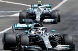 F1 GP Jepang : Mercedes Berpeluang Kunci Gelar Konstruktor di Suzuka