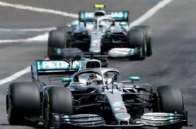 F1 GP Jepang : Mercedes Berpeluang Kunci Gelar Konstruktor…